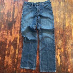 Carhartt Jeans size 34x34